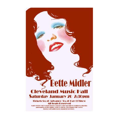 BetteMidler1972