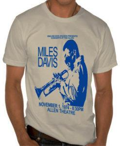 T-ShirtMilesDavis