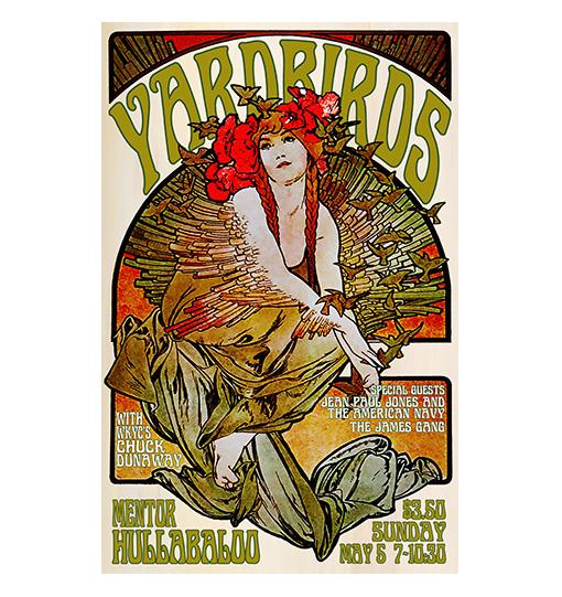 YardbirdsJamesGang1968