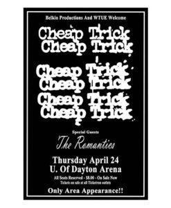CheapTrick1980Dayton