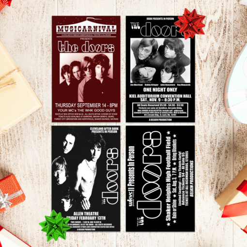The Doors Gift Pack