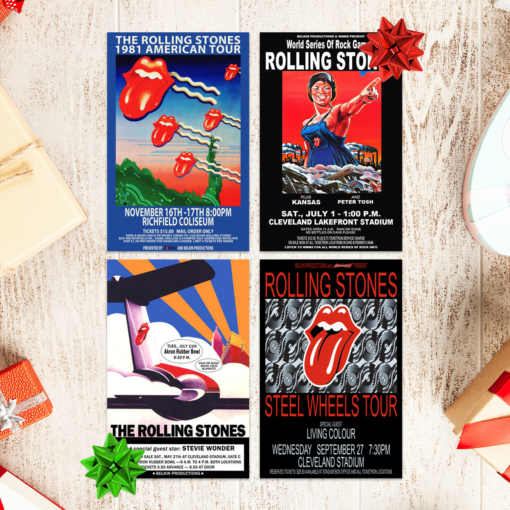 Rolling Stones Gift Package
