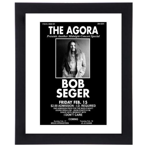 BobSeger1974ColumbusAgora